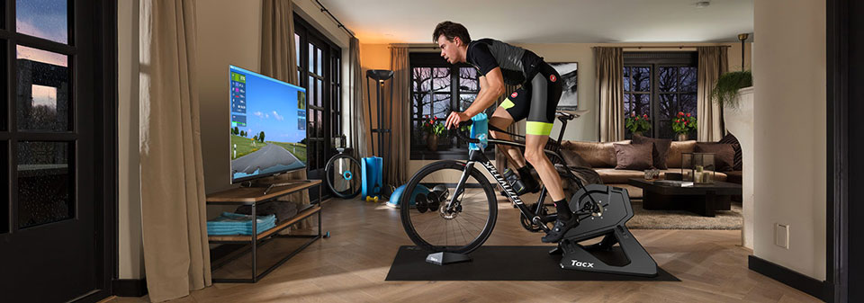 Home-trainer interactif